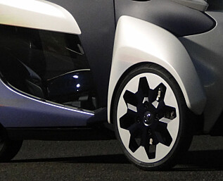 Kul dings: Toyota i-Road