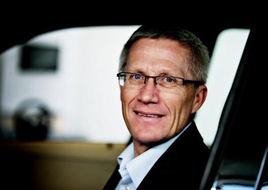 Erik Andresen, direktør i Biilimportørenes Landsforening. Foto: B.I.L