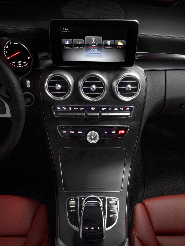 Mercedes-Benz C-Klasse Limousine (W205) 2013 Foto: Daimler