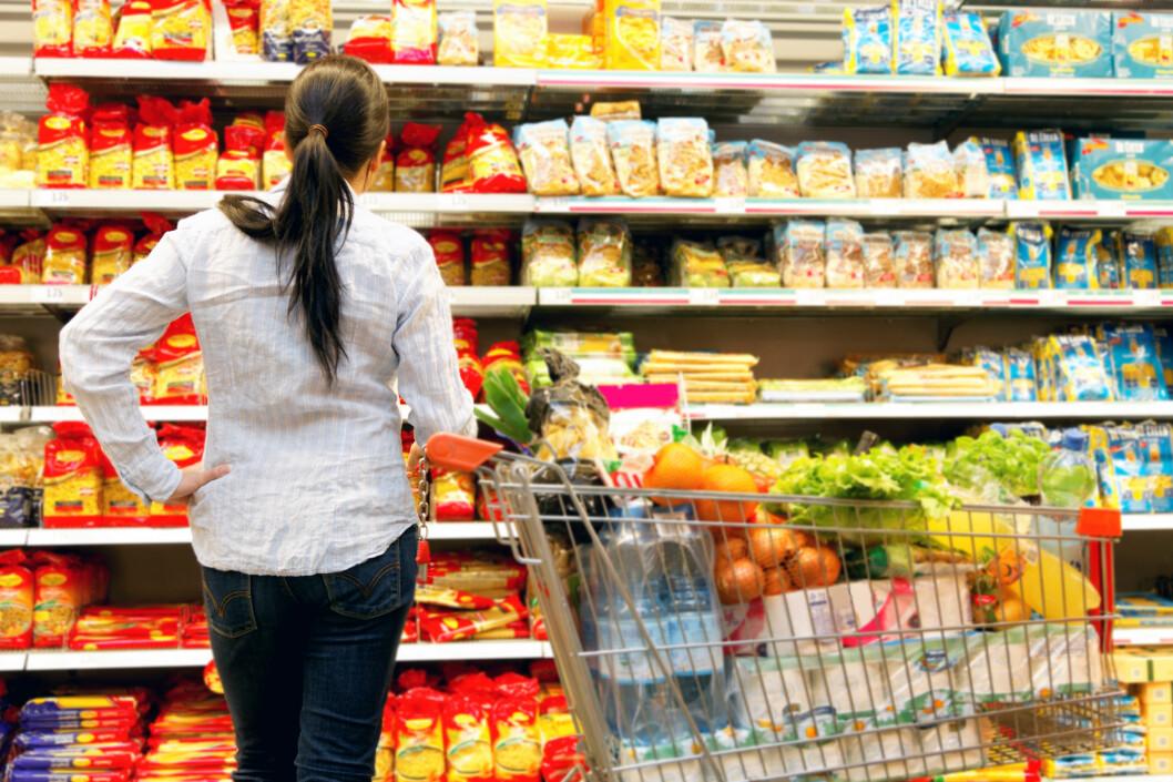 Høy kurs på svenske kroner gjør harryhandel dyrere. Foto: COLOURBOX.COM