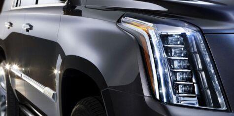 image: Cadillac Escalade 2015