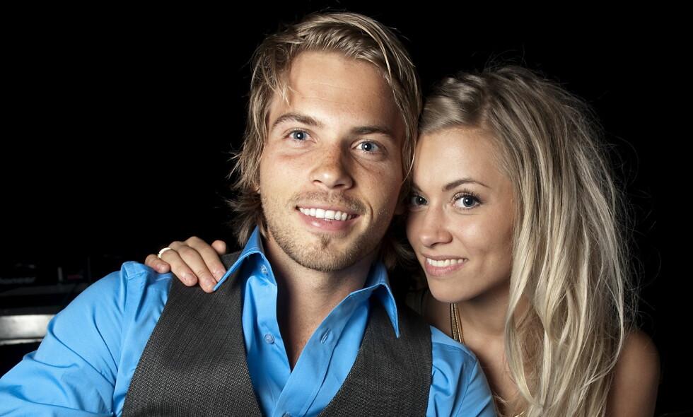 SKAL GIFTE SEG: De tidligere «Farmen»-deltakerne Morten Emil Bergan og Synne Bolstad har forlovet seg. Foto: John T. Pedersen / Dagbladet