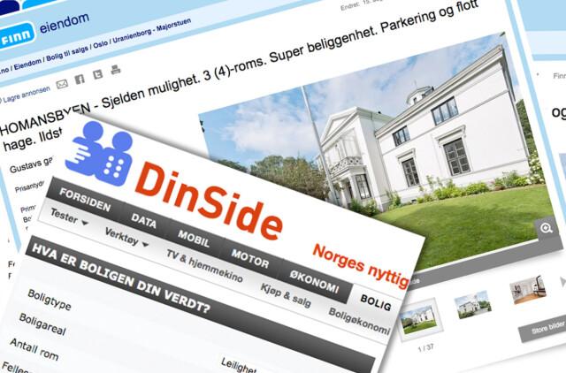 778a8667 Eiendomsmeglerbransjen melder om at noen flere nå ønsker å selge sin egen  bolig før de kjøper