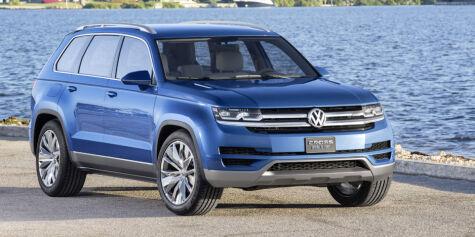 image: Her kjøres VW CrossBlue