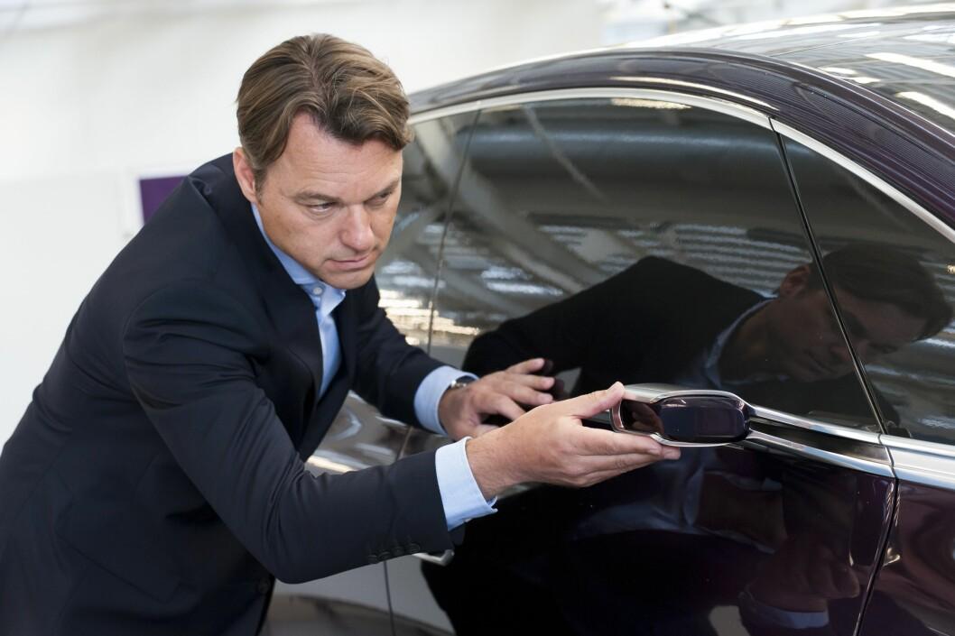 Renault-designsjef Laurens van den Acker. Foto: Renault