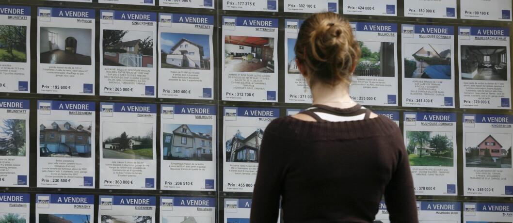 <strong>VANSKELIG:</strong> Boligprisene er stive, og unge nordmenn ikke alltid de rikeste. BSU er et verktøy for å løse dette.  Foto: Colourbox.com