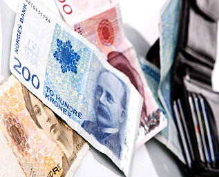 Tirsdag er første frist for betaling av restskatt