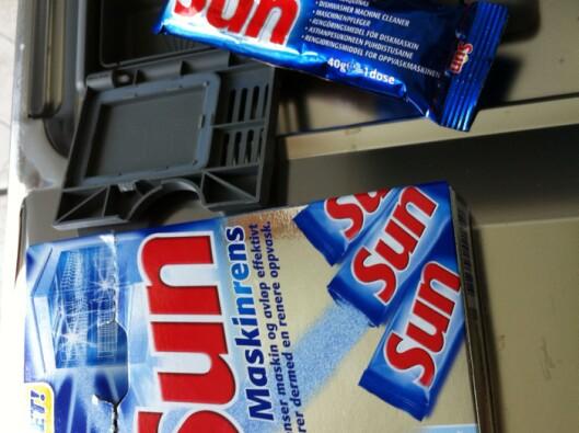 Sørg for at du vasker på varmeste program med jevne mellomrom, og gi maskinen en rens en gang i kvartalet.  Foto: Elisabeth Dalseg