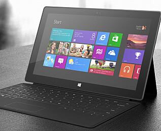 Microsoft kutter Surface RT-prisene
