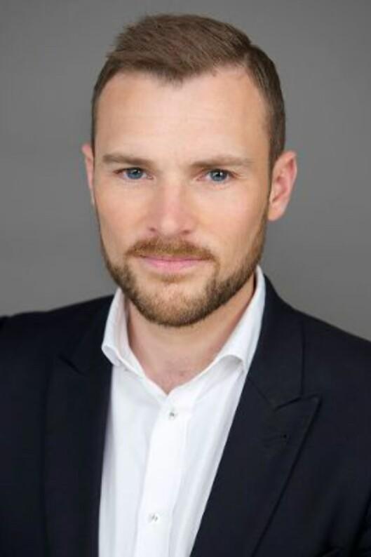 <strong>IKKE BETAL:</strong> Fagleder Sverre McSeveny-Åril i Forbrukerombudet anbefaler nordmenn å ikke betale, om de ikke har bestilt.