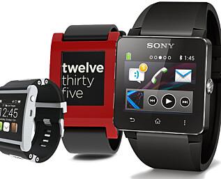 Samsung bekrefter store klokkeplaner