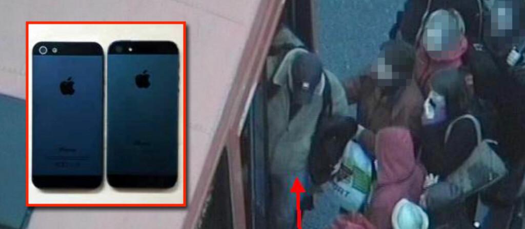 Med sivilkledde spanere og dummymobiler blir tyvene avslørt. Foto: Politiet