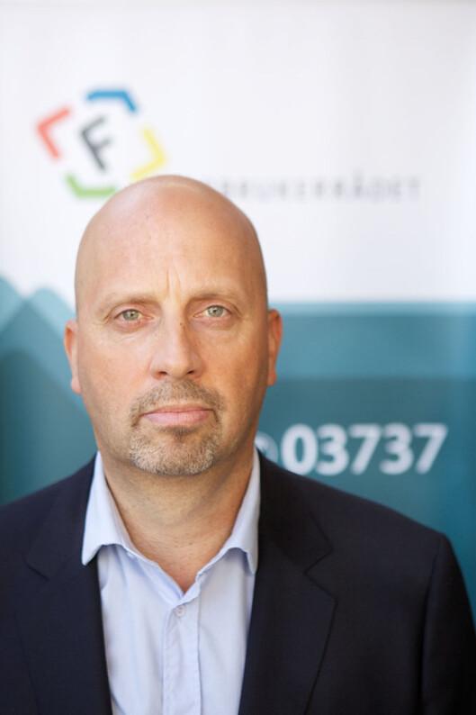 Ta kontakt med banken eller finansklagenemnda, råder Ragnar Wiik i Forbruker Europa. Foto: FORBRUKER EUROPA