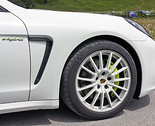 image: Panamera S E-Hybrid: Porsches nye våpen