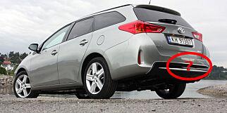 image: Toyota Auris Touring Sports prøvekjørt