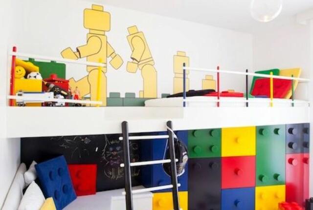Smarte ressurser Barnerom: Hvordan bruke legoklosser på nye måter? - DinSide LK-17