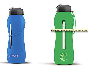 image: Flasken som står for musikken