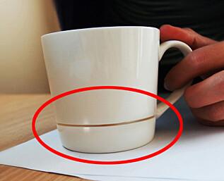 Kaffekopp for sølekopper