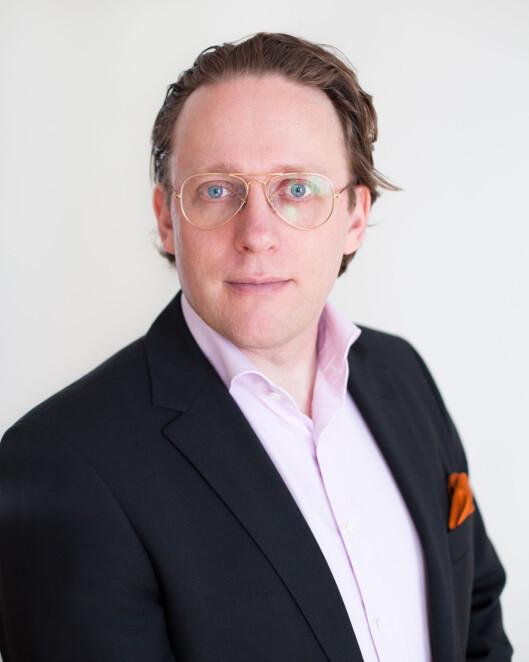 Karl-Johan Pantzar, administrerende direktør i Brandos, mener norske kunder trygt kan fortsette å handle hos dem. Foto: Brandos