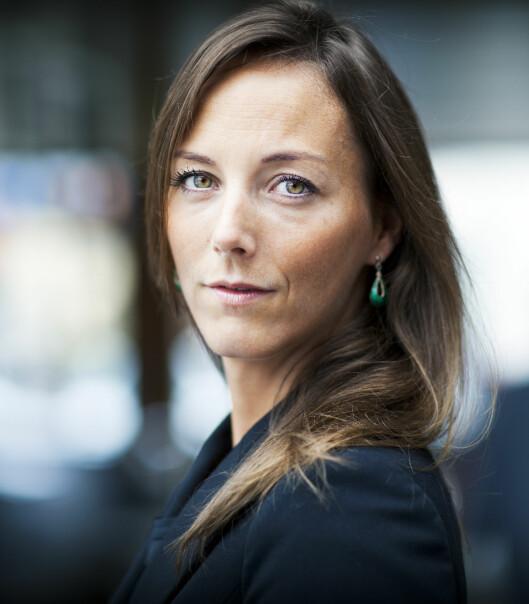Ikke glem avkastningen når du skal investere i bærekraftige fond, råder spareøkonom Sissel Olsvik Vammervold i Nordnet. Foto: Nordnet