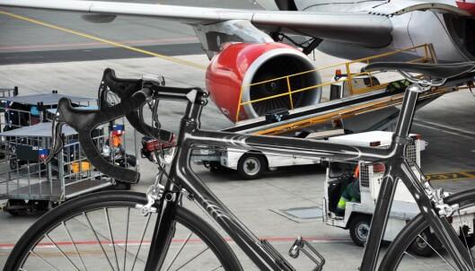 Dette koster det å ta med sykkelen i ferien