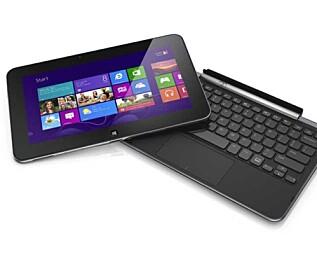 Kraftig priskutt på Windows-nettbrett fra Dell