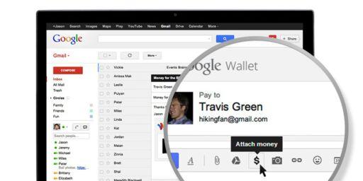 image: Google lanserer betaling via e-post