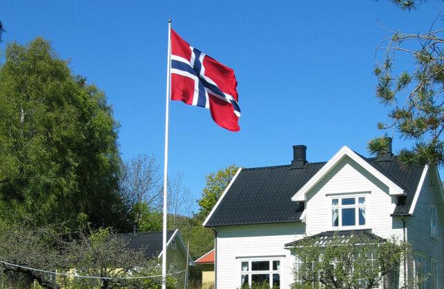 image: Kjøpe flaggstang? Dette bør du tenke på
