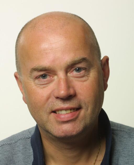 Bjørn Sørensen, fagsjef Elsikkerhet i NELFO. Foto: NELFO