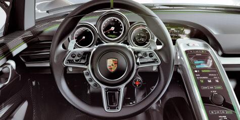 image: Porsche 918: Hybrid til nesten 7 millioner