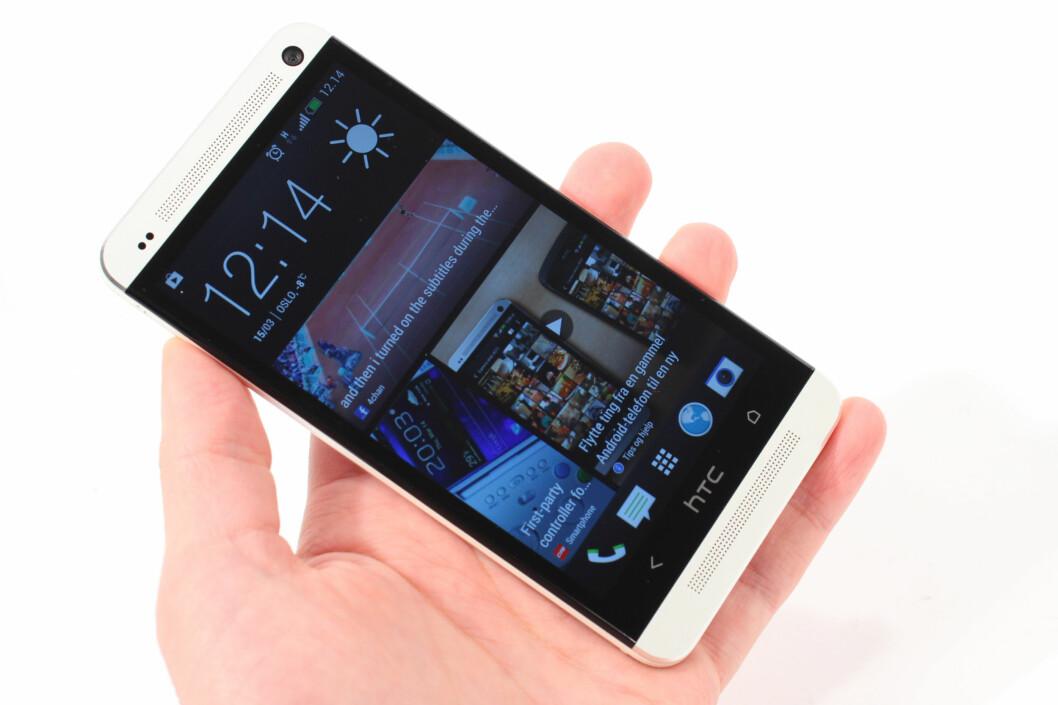 4G, også kjent som LTE, skal i teorien gi inntil ti ganger raskere mobilsurfing med mobilen. Foto: Ole Petter Baugerød Stokke