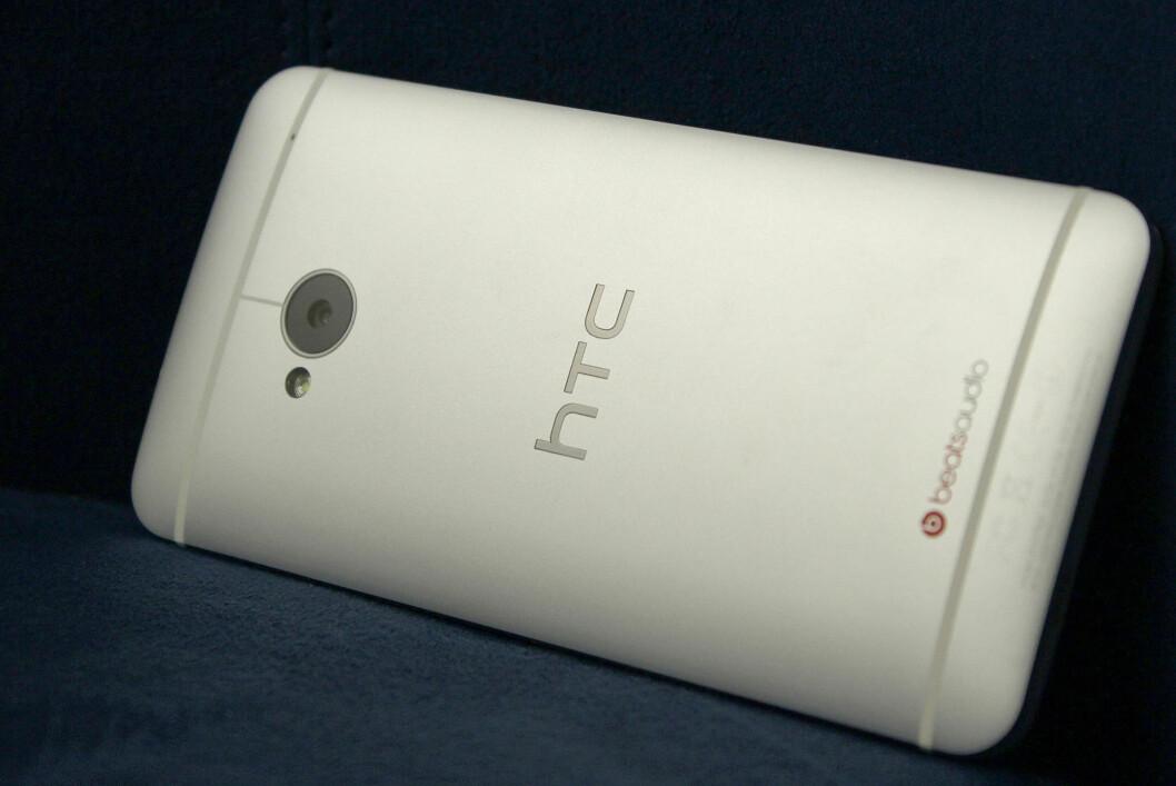 <strong>BRA KAMERA:</strong> Kameraet på HTC One tar fine bilder i selv lite lys, og blitzen ved siden av slår sjeldent inn.  Foto: Ole Petter Baugerød Stokke