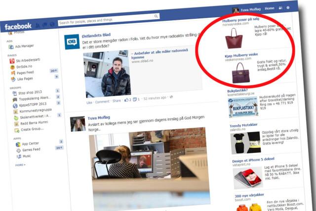 ee94ab96 Kjente merkevarer som Mulberry og Nike er populære lokkemidler blant  useriøse aktører på internett. Foto