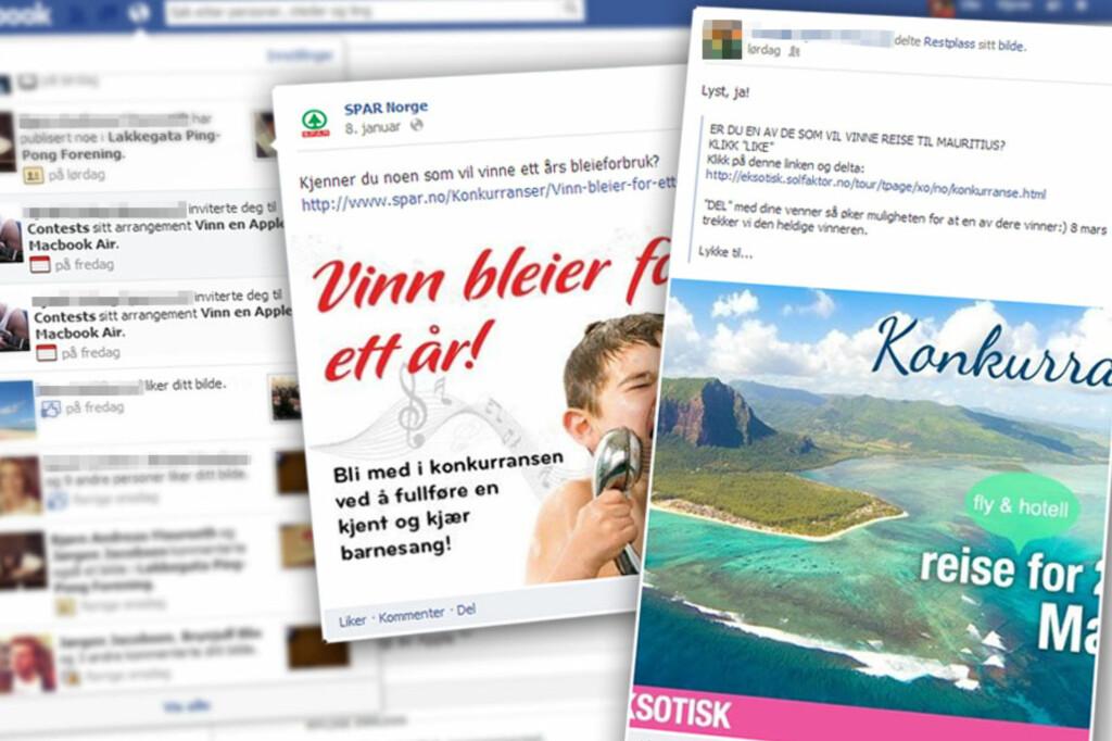 Dato For Slutt I Facebook Konkurranser