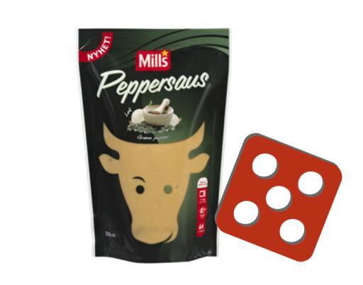 image: Ferdig peppersaus