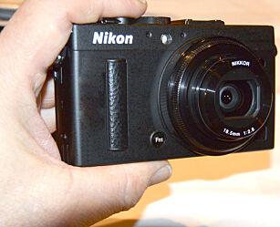 image: Nikon Coolpix A