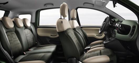 Nyhet: Fiat Panda 4x4
