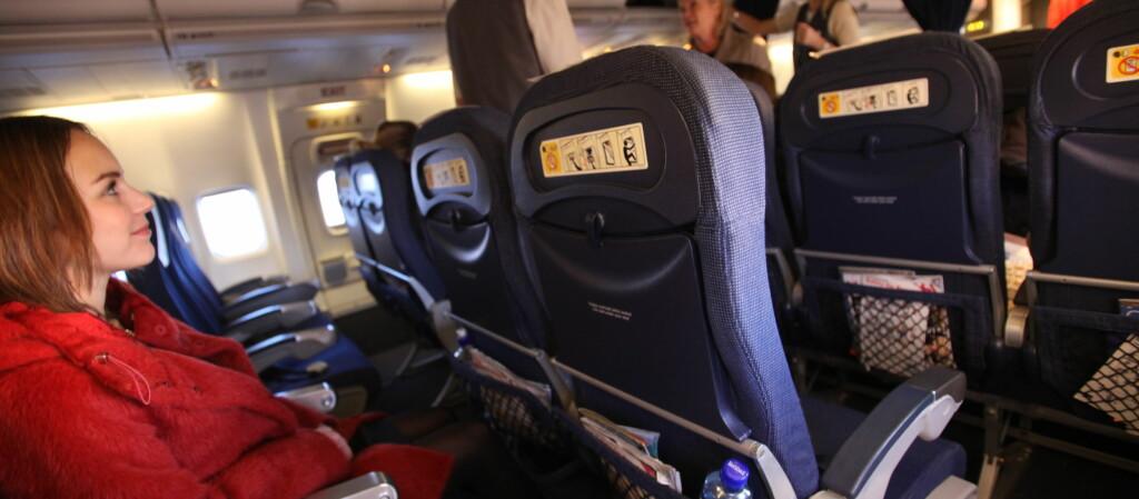 Sjekk flyprisene hos flere selskaper: Det er ofte billigere å fly med ett flyselskap på utreise og et annet på retur. Foto: Per Ervland