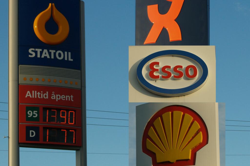 Kjører du fra mildt klima til bunnfrosne fjell, bør du fylle drivstoff på fjellet. Foto: Berit B. Njarga