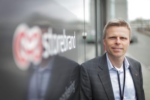 """Når Bjørn Erik Sættem og Storebrand nå lanserer """"Anbefalt Pensjon"""" bør valget være rimelig enkelt for deg som har pensjonsavtale i Storebrand. Foto: STOREBRAND"""
