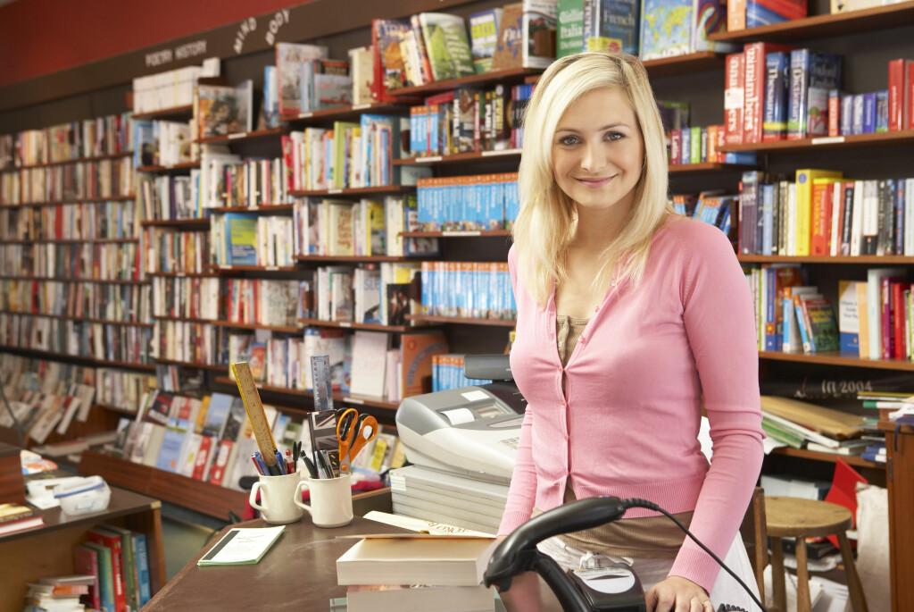 KONKURS: Notabene er konkurs. Butikkene holder åpne som vanlig, men hvor lenge, vet ingen.  Foto: Colourbox