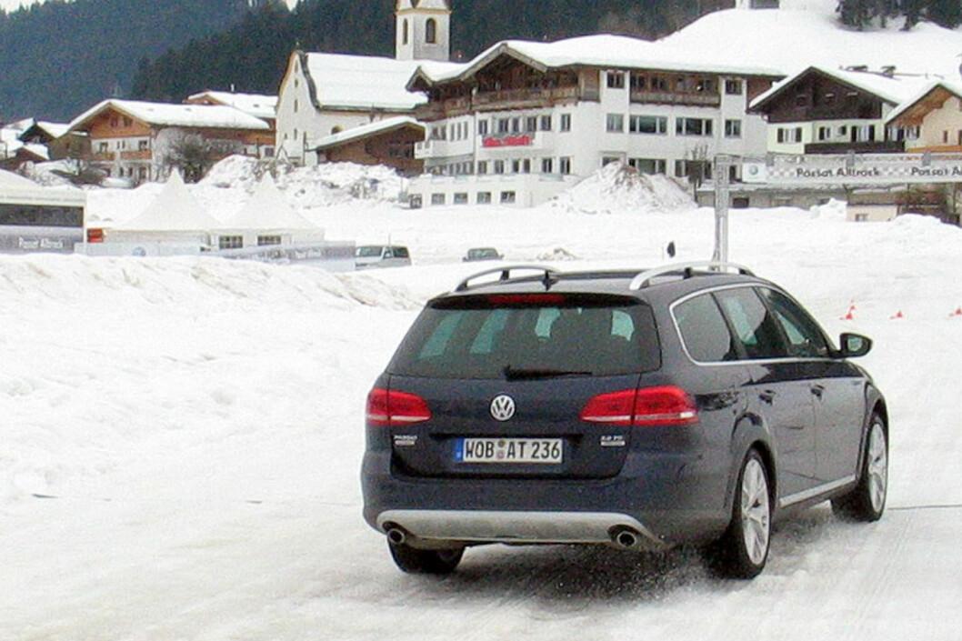 """<strong>PASS PÅ:</strong> Dieselbiler krever litt mer oppmerksomhet i de verste kuldeperiodene. Men ikke """"lek Petter Smart""""; parafin i dieselen er ikke bare forbudt, men skadelig. Foto: Knut  Moberg"""