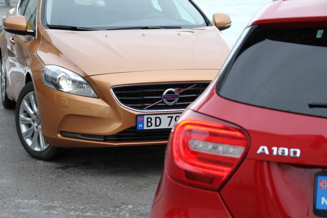 <strong><B>FINALISTENE ER KLARE:</strong></B> Årets Bil 2013 kåres snart, og disse står på listen. Stem på din favoritt i avstemningen under (avstemningen har ikke noen innflytelse på det endelige resultatet). Foto: Fred Magne Skillebæk