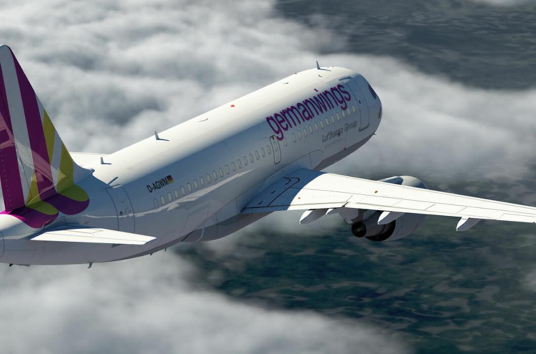 Slik skal Germanwings se ut fra neste sommer. Foto: Germanwings