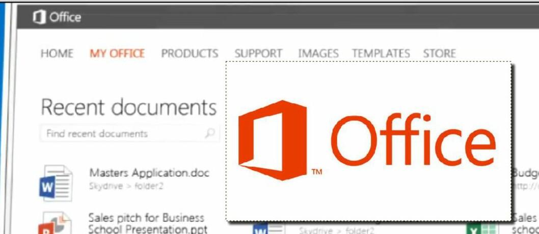 Microsoft Office 2013 inneholder alle de kjente programmene i ny versjon. Nå kan du prøve dem og se hva du selv synes.