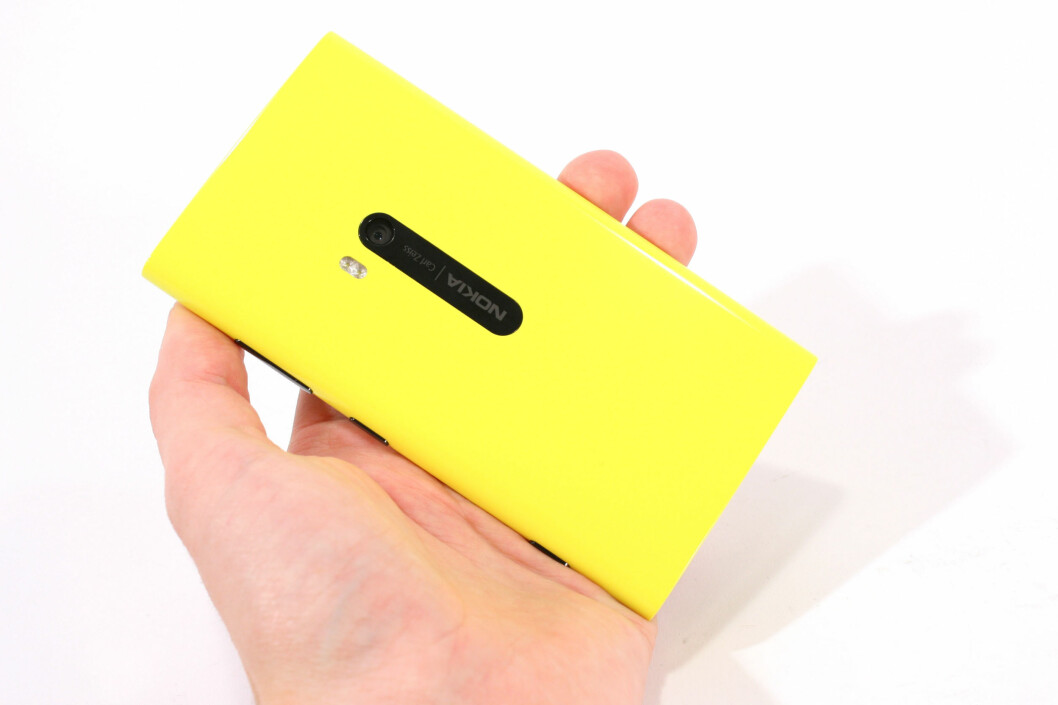 "<strong>""PUREVIEW"":</strong> Nokia Lumia 920 har det de selv kaller Pureview-kamera, og det duger absolutt. Bare ikke forvent deg noe magisk.  Foto: Ole Petter Baugerød Stokke"