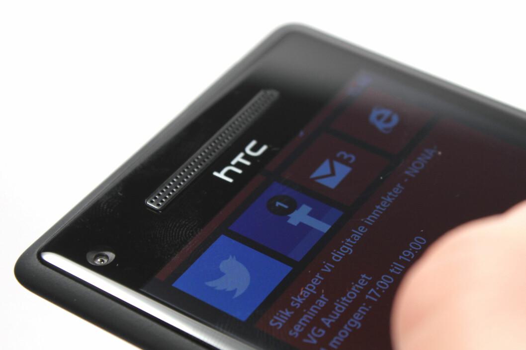 FRA 3.000 KRONER: HTC Windows Phone 8X.  Foto: Ole Petter Baugerød Stokke