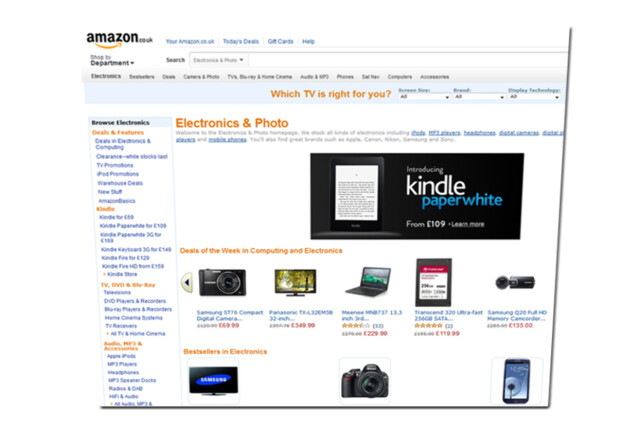 e112b0769 Netthandel: Her er Storbritannias beste nettbutikk - DinSide