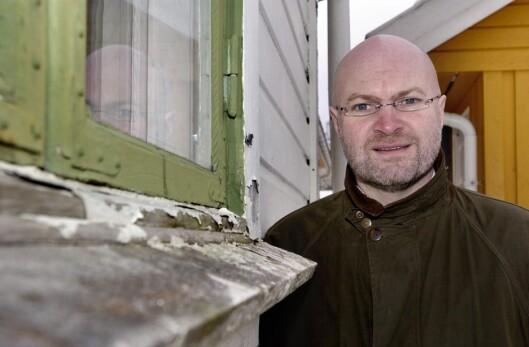 Utbedring av gamle boliger er risikosport, skal vi tro Roy Malmo Nilsen i Anticimex. Foto: Anticimex