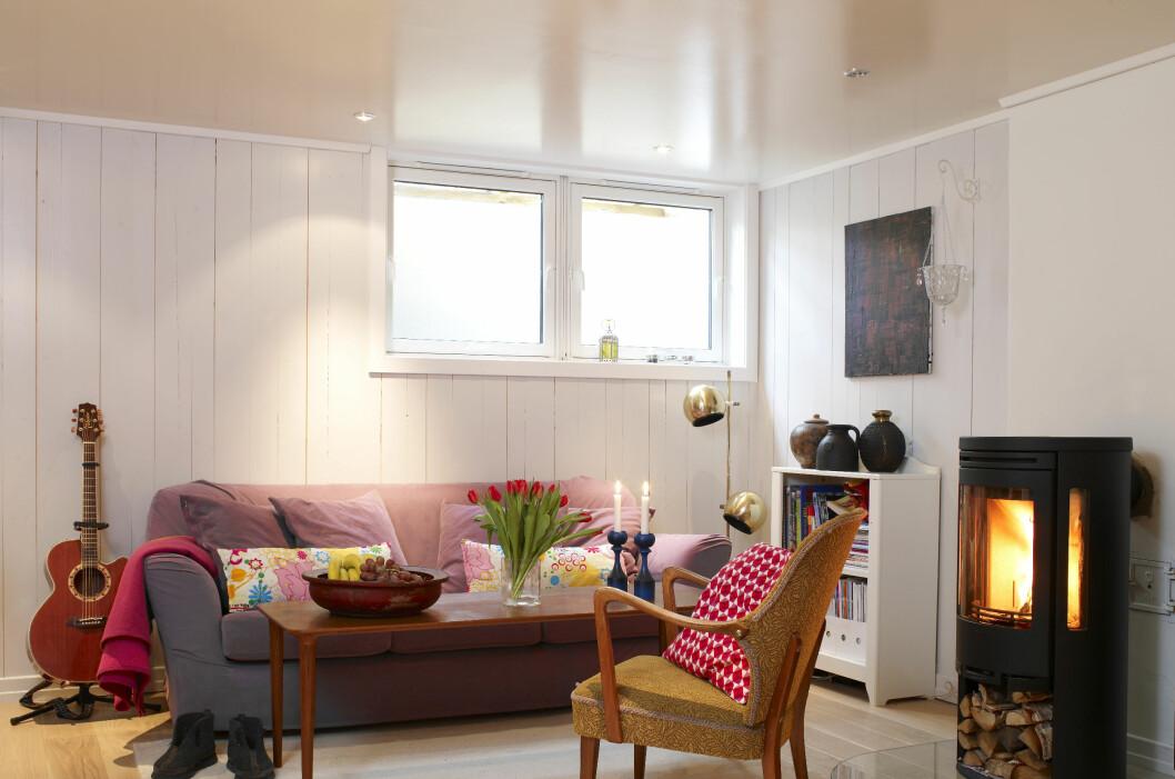 Riktig renovert er kjelleren et perfekt ekstra rom eller tre. Foto: Espen Grønli/Ifi.no